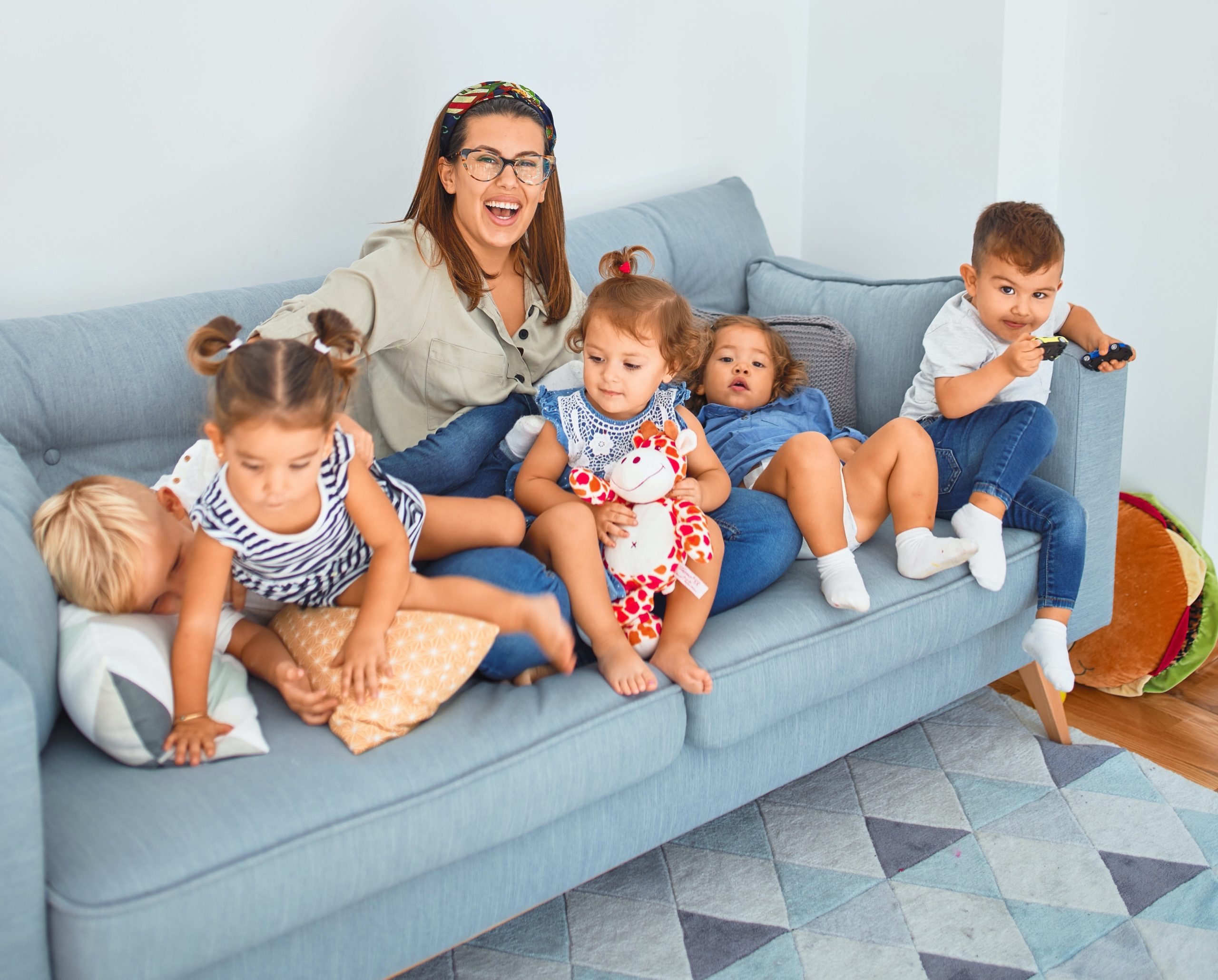 Comment vivre au mieux ce nouveau confinement en tant que parents?